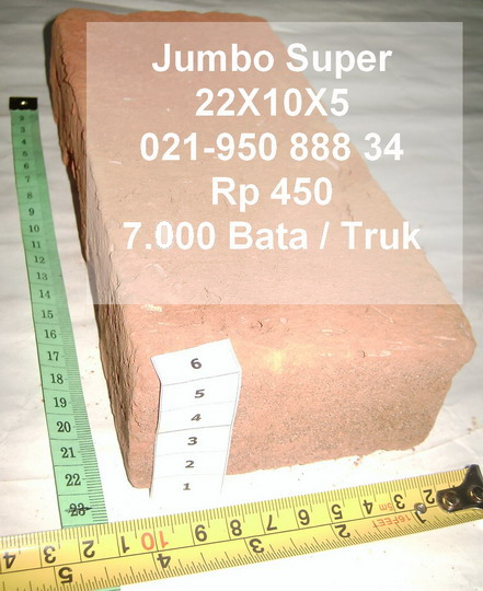 Bata Jumbo Super 22x10x5